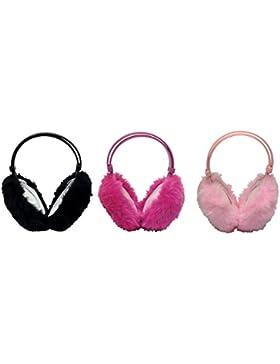 Thinsulate - Niña niño ajustables invierno orejeras para frio en 4 colores