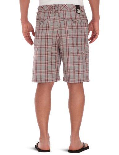 Globe Juicebox Walkshort - Bermuda da uomo grigio - grigio