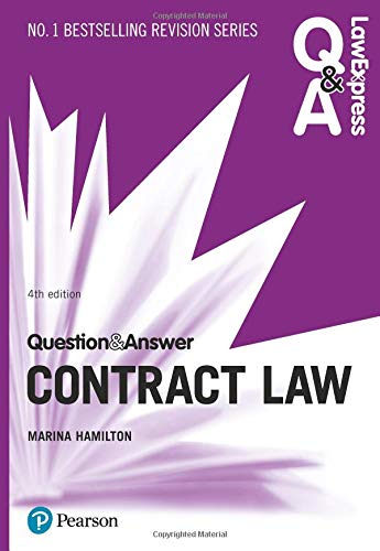Law Express Question and Answer: Contract Law (Law Express Questions & Answers)