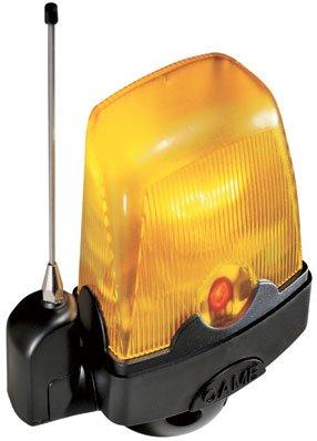 came-gyrophare-pour-portail-led-coloris-orange-tension230-v-