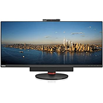 Lenovo ThinkVision LT2934z 29in Widescreen AH-IPS LED VoIP Professional  Panoramic Monitor (21:9, 2560 x 1080, 1000:1, VGA, DVI, HDMI, DP, MHL,  CAMERA)