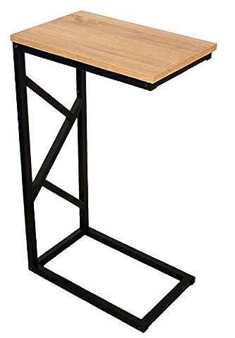 bonVIVO® Designer Coffee Table GIORGIO, Table in Modern Wood Look