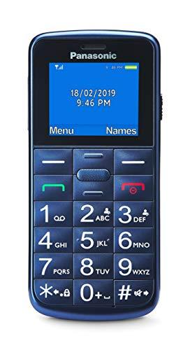 Panasonic KX-TU110EXB - Teléfono fijo móvil personas