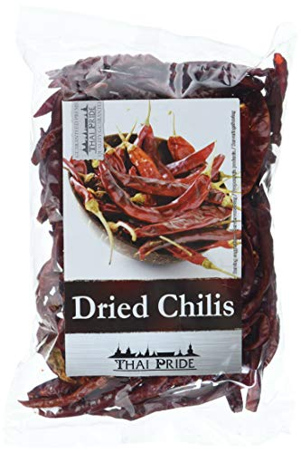 Thai Pride Chili - getrocknet, ganz, 1 Pack (100 g)