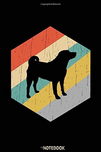 Appenzeller sennenhunde Dog Notebook: dogs gifts, Appenzeller sennenhunde Notebook, Vintage Design, Notebook gift: Lined Notebook / Journal Gift, 110 Pages, 6x9, Soft Cover, Matte Finish