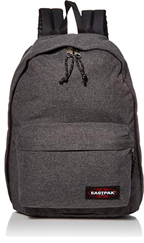 Eastpak Out Of Office Mochila, 44 cm, 27 L, Gris Black Denim