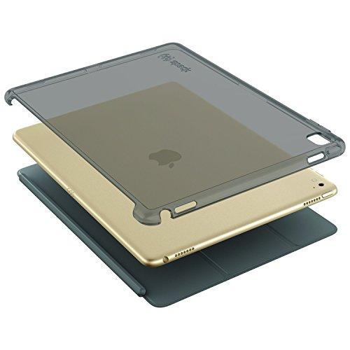 Speck 77644-5446 Smartshell Plus harte Schutzhülle für Apple iPad Pro (24,6 cm (9,7 Zoll))/ iPad Air 2 onyx schwarz
