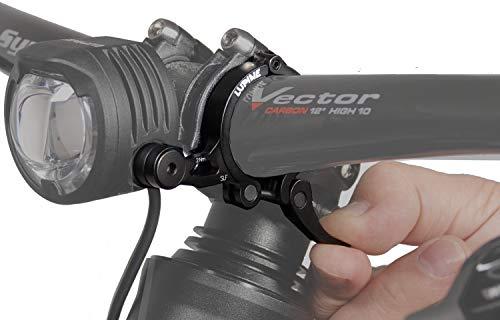Lupine SL AF Schnellspanner 31,8mm für SL AF Akku 2019