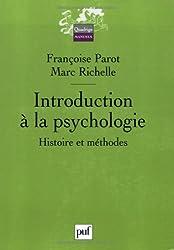 Introduction à la psychologie : Histoire et méthode