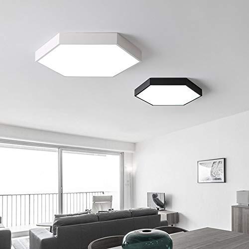 Joey Polígono delgado LED Moderno LED Lámparas de techo ...