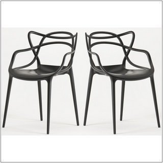 kartell-set-of-2-black-masters-chairs-by-philippe-starck