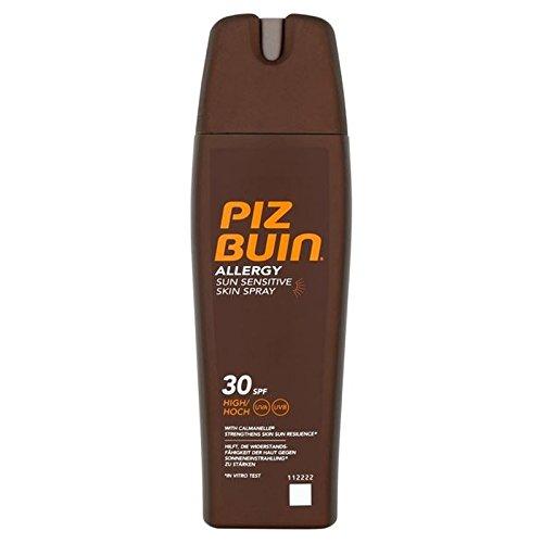 Piz Buin Allergia Protezione Spf 30 Spray 200Ml (Confezione da 2)