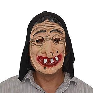 YGHBKL Máscara de Bruja Bruja