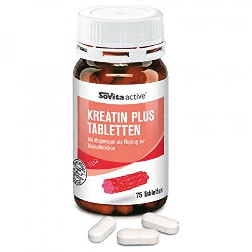 Sovita active Kreatin plus Tabletten,75St