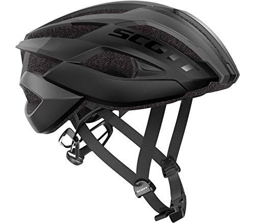 Scott Arx Rennrad Fahrrad Helm schwarz 2019: Größe: S (51-55cm)