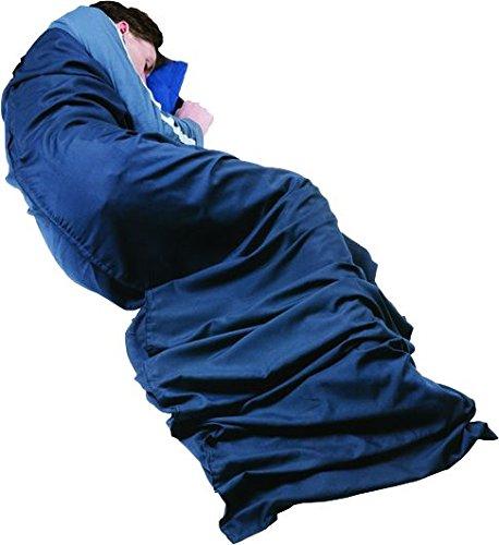Trekmates Polyester/Cotton Sleeping Bag Liner Mummy - Schlafsack-Inlett Polyester Liner