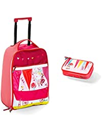 Trolley + trousse - circus -by Lilliputiens