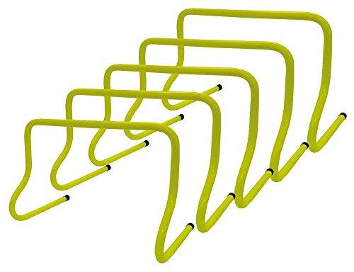 Classique Obstacles d'agilité (Jaune canari)-22,9cm