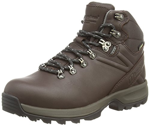 Berghaus Damen Explorer Ridge Plus GTX Boot Trekking- & Wanderhalbschuhe, Braun (Brown/Dark Gull Grey V38), 37.5 EU Plus Gtx Boot