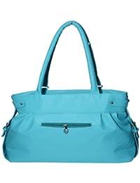 NIYANK Women's Stylish Handbag | Ladies Blue Bags | Blue Bag | Bag For Ladies | PU Leather Bag | Blue Purse For...