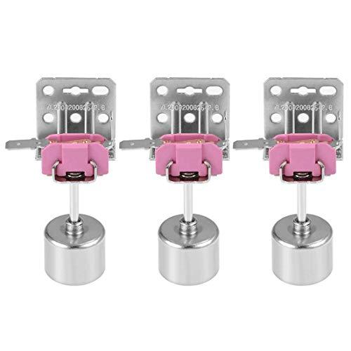 ZCHXD Anti Tilt Switch AC 250V 16A FD180 for Patio Garden Heaters Electric Fan 3pcs -