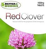 iBerry Red Clover 1000mg Hormone Balance Menopause Immune 60 caps