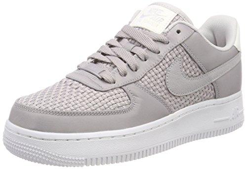 los angeles b44eb 19a0f Nike W Air Force 1  07 Se Scarpe da Ginnastica Donna, Grigio Atmosphere Grey