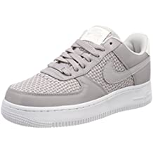 Nike W Air Force 1 07 Se Zapatillas de Gimnasia, Mujer, Gris Atmosphere