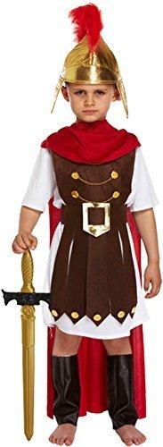 infantil romano General Disfraz Mediano 7-9 AÑOS