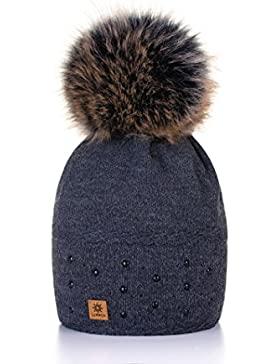 Winter Cappello Cristallo Gran