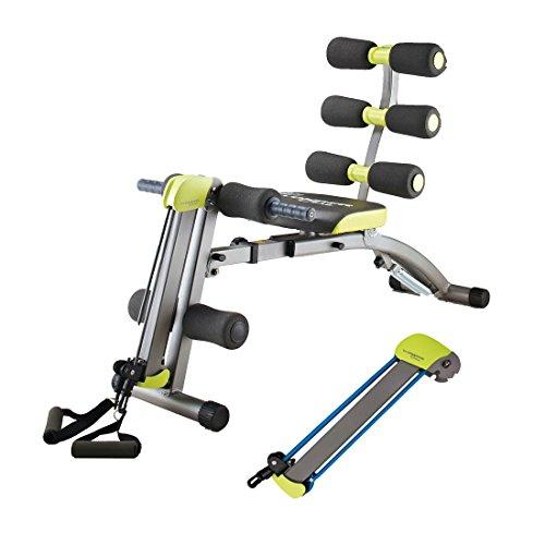 Wonder Core 2 Machine & Upgraded Rowing Attachment