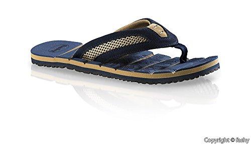 fashy , Chaussures à orteils homme Bleu