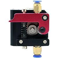 Redrex 1.75mm Filamento MK8 Bowden Extrusor Bloque de marco para impresora Reprap 3D Kossel Mendel Prusa