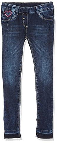 s.Oliver Mädchen Jeans Hose Blau (Blue Denim Stretch 56Z6),