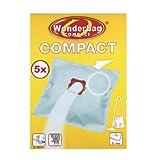 WPRO WB305-MW - Confezione da 5 sacchi Wonderbag Compact