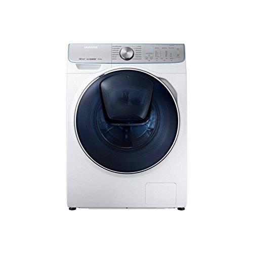 Samsung QuickDrive153; & AddWash153; WW10M86DQOA 10kg 1600rpm Freestanding SMART Washing Machine - White Best Price and Cheapest