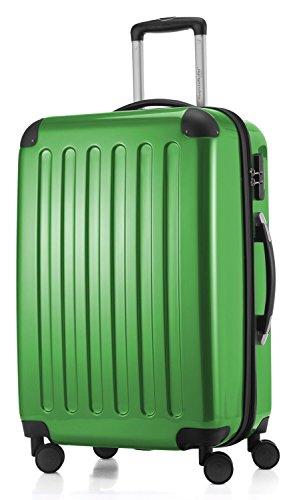 Hauptstadtkoffer – Maleta  Verde verde 74 Liter