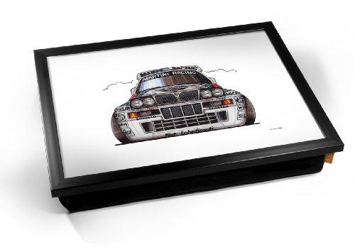 koolart-lancia-integral-m-car-illustration-caricature-cushion-lap-tray