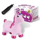 all kids united Hüpftier Sprungpferd Einhorn - Hüpfpferd Sprungtier