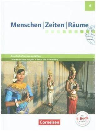 Menschen-Zeiten-Räume - Arbeitsbuch für Gesellschaftswissenschaften - Differenzierende Ausgabe Grundschule Berlin und Brandenburg: 5./6. Schuljahr - Schülerbuch 5 und 6 im Paket