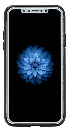 """Solo Pelle Iphone X Case Lederhülle Ledertasche Backcover """" Flex """" aus echtem Leder in Vintage Braun Camouflage Blau"""