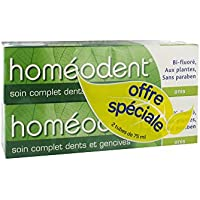 Boiron Homéodent Soin Complet Dents et Gencives x 75 ml - Arôme : Anis
