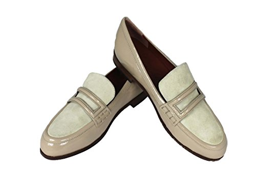 Marc Jacobs 625142, Scarpe stringate donna Beige (beige)