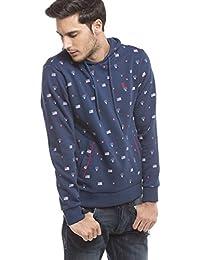 IZOD Men's Poly Cotton Sweatshirt