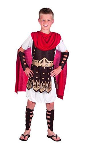 Boland 82128 Karnevalskostüm, weiß, 140 (Italienisch Kostüm Für Jungen)