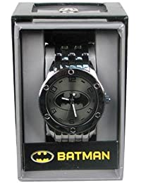 b4bf9876a8f8 Batman - Incluir no disponibles   Relojes de pulsera ... - Amazon.es