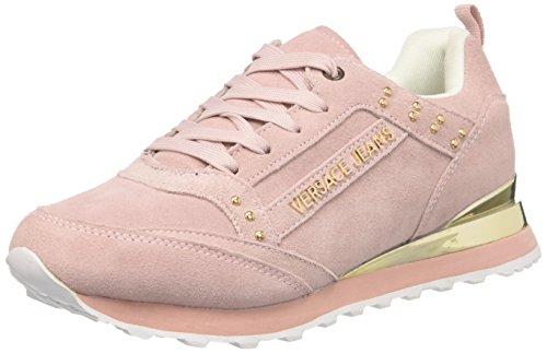 Versace Jeans Baskets Femme, Rose