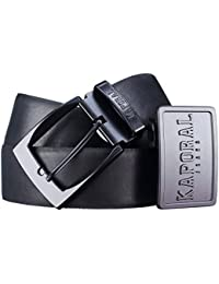 Kaporal - Ceinture Ibam Black/Brown