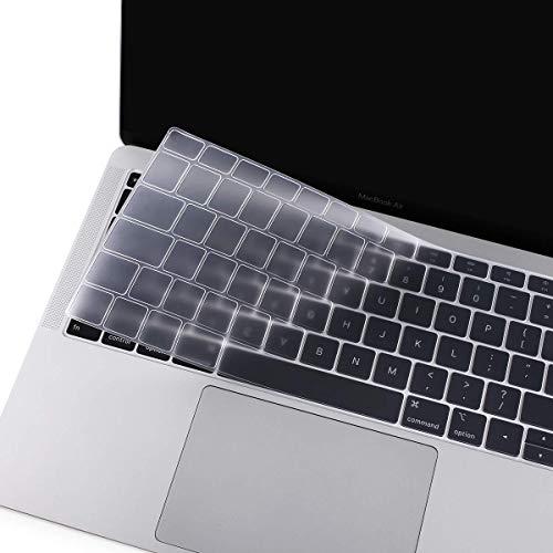 MOSISO Cubierta Teclado Compatible 2019 2018 MacBook