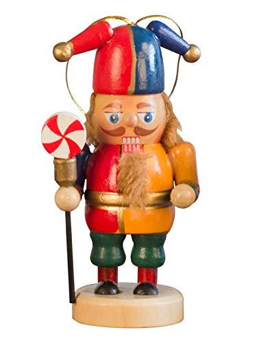 DASEXY 10 cm Nussknacker Kreative Heimat Wohnzimmer Dekoration Kleine Ornamente Marionette Soldat Display Neujahr Geschenk Deko Wohnzimmer (Kleine Marionette Marionetten)
